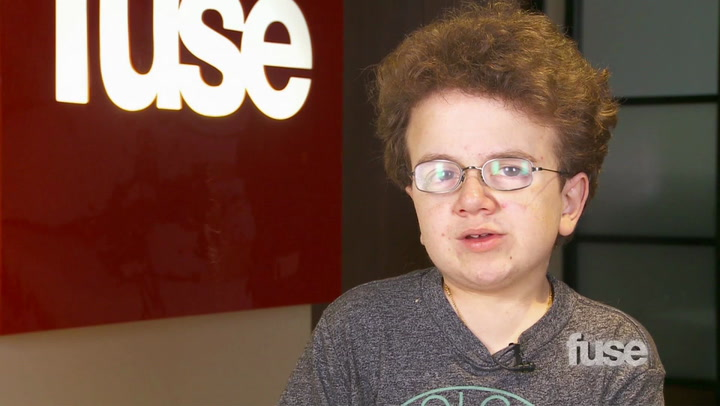 Keenan Cahill On 50 Cent, Youtube and Upcoming Album
