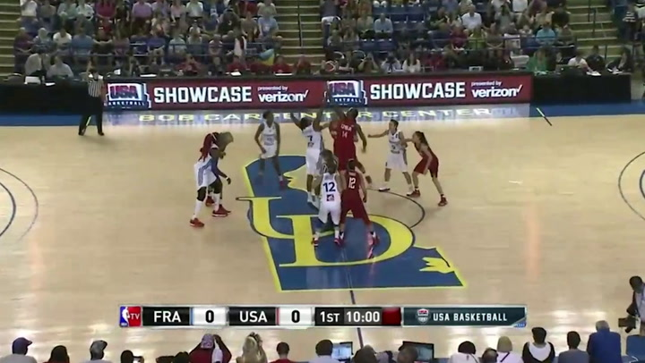 USA Basketball Classics: 2016 USA Women's National Team vs. France
