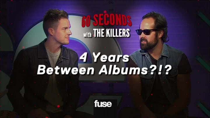 Shows: Top 20:  The Killers in 60 Seconds