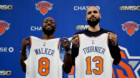 Are Knicks a playoff contender with current roster?