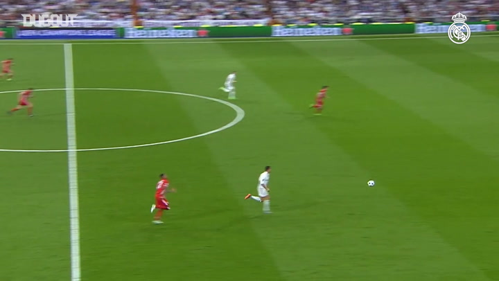 Cristiano Ronaldo scores a hat-trick to eliminate Bayern Münich