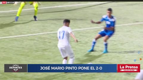 Honduras está venciendo a Nicaragua en el Pre-Preolímpico de la Concacaf