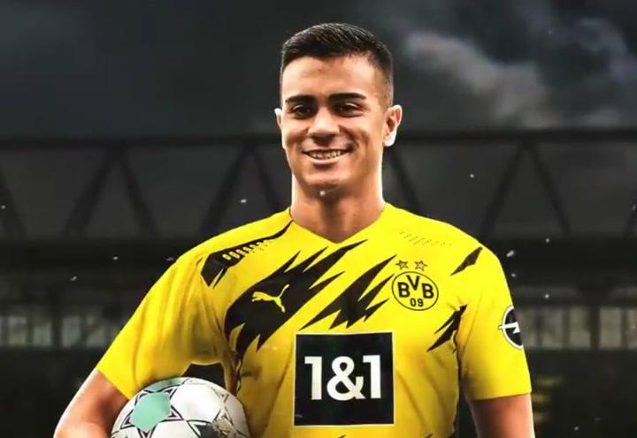 El Dortmund da la bienvenida a Reinier en portugués
