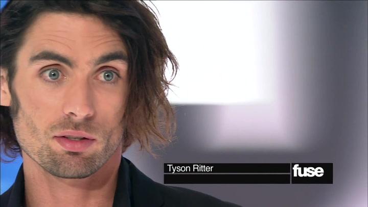 100 Pop Breakthroughs: Tyson Ritter Qui Job
