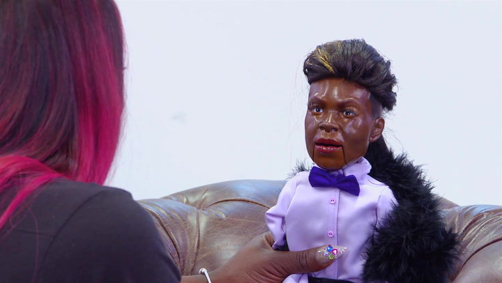 Big Freedia Meets Her Hollywood Puppet Shitshow Puppet Mini Me