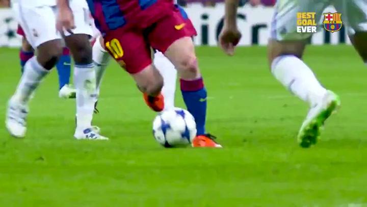 Barça TV rememora grandes goleadas ante el Madrid en el día de Sant Jordi