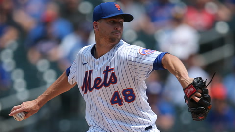 Taking a closer look at Jacob deGrom's performance vs Brewers