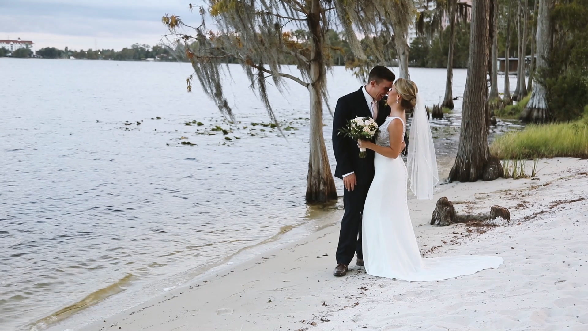 Eugene + Michelle   Orlando, Florida   Paradise Cove Orlando