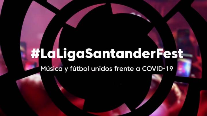 ¡No te pierdas LaLiga Santander Fest!