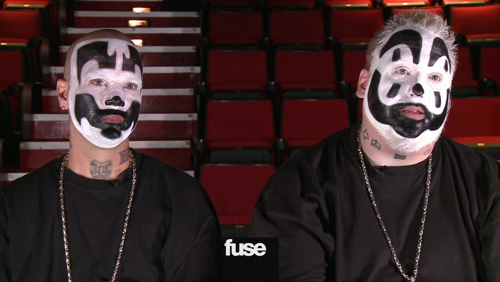 Insane Clown Posse On The Gathering & Mighty Death Pop
