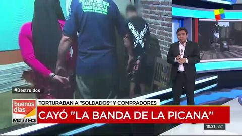 Cayó La Banda de la Picana que asolaba González Catán