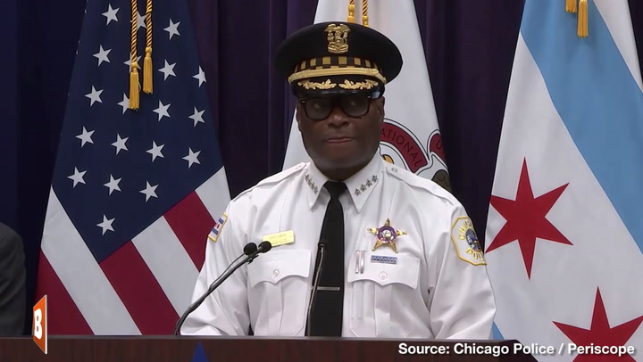 Chicago Police Superintendent: Overnight Looting Was an 'Incident of Pure Criminality'