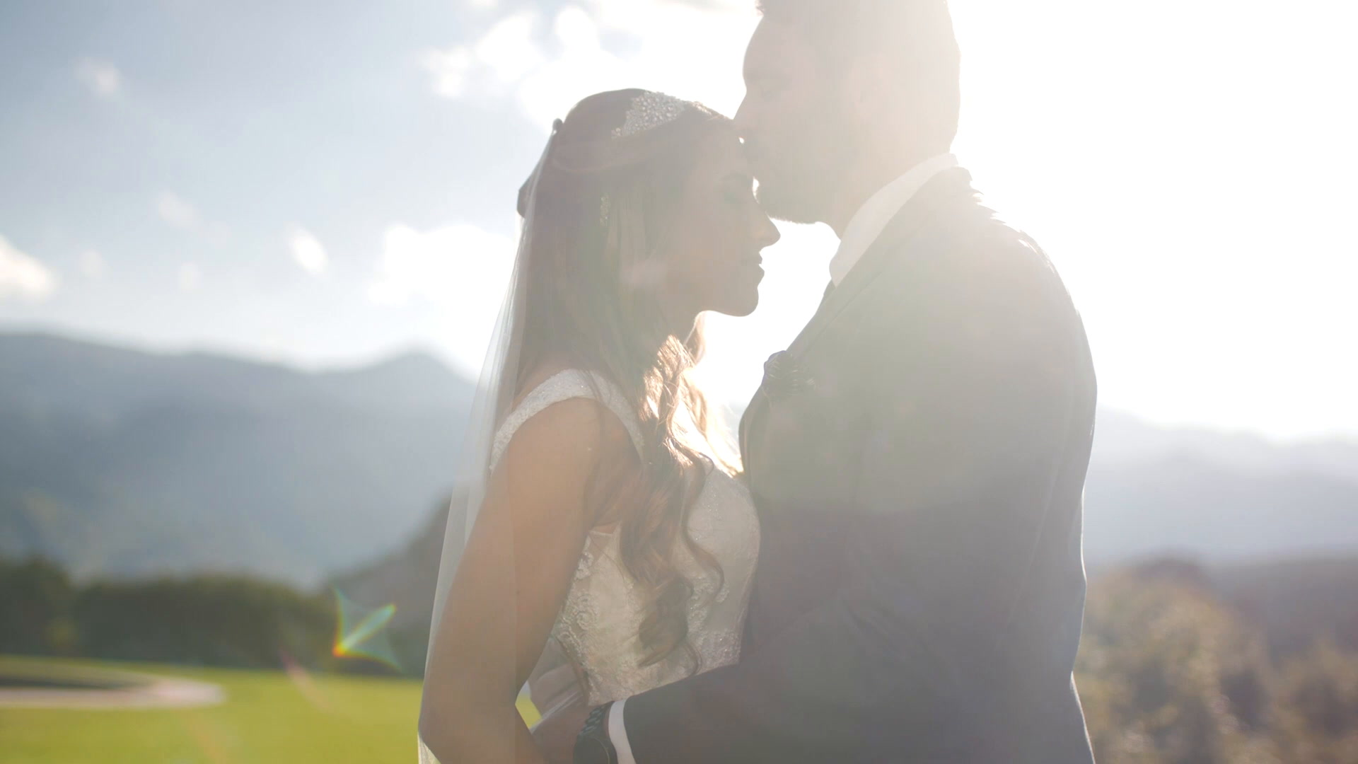 Denise + Justin | Colorado Springs, Colorado | Garden of the Gods Club