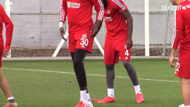 Sivasspor, Denizli'ye Hazır!