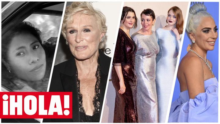 ¿Qué tienen en común las mujeres protagonistas de los Oscar?