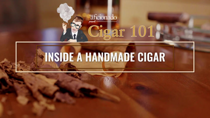 Cigar 101: Inside A Handmade Cigar