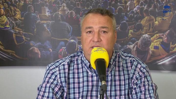 La UD Las Palmas solicita jugar con público en el estadio de Gran Canaria