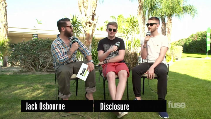 Coachella 2014: Disclosure Want to Interject Songwriting Into Dance Music - Coachella 2014