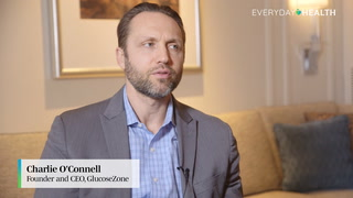 Health Makers: Charlie O'Connell Talks Glucose Zone