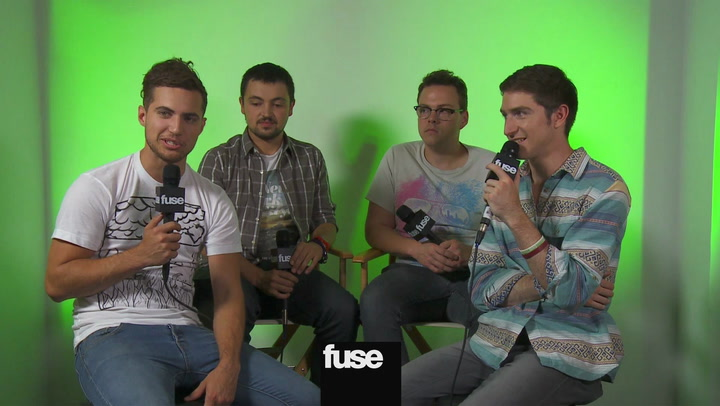 "Interview:Walk The Moon ""Anna Sun"""