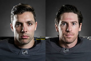 David Perron, James Neal set to leave Golden Knights