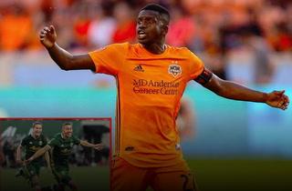 Houston Dynamo es goleado en la MLS sin Elis, Quioto y Maynor