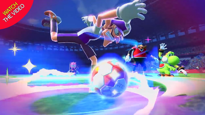 Mario And Sonic At The Olympic Games Tokyo 2020 Review Repetitive Retro Escapades Mirror Online