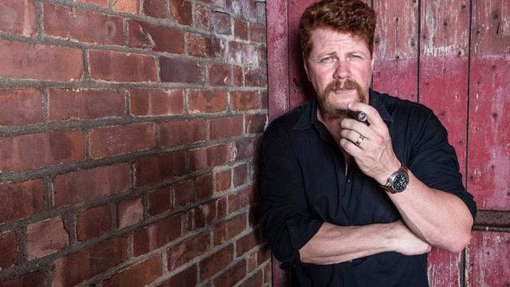 My Cigar Epiphany with Michael Cudlitz