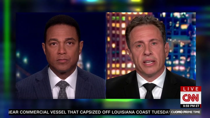 CNN's Cuomo: If Cops Were Killing White Kids It Would Have Ended a Long Time Ago