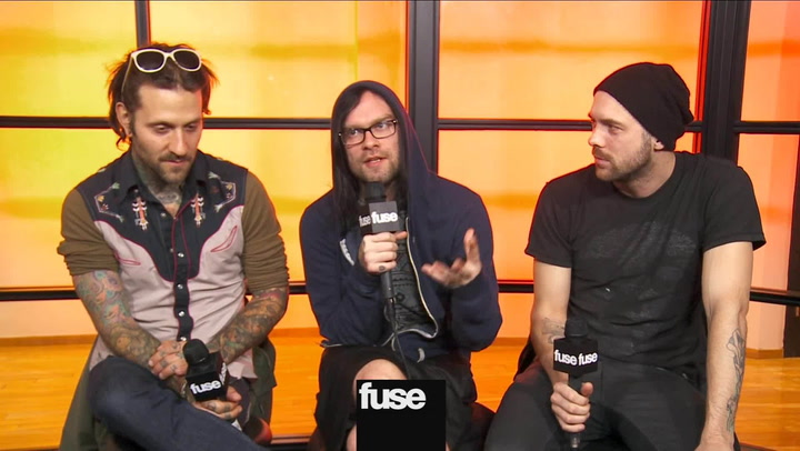 The Used Reveals 2013 Tour Plans & More