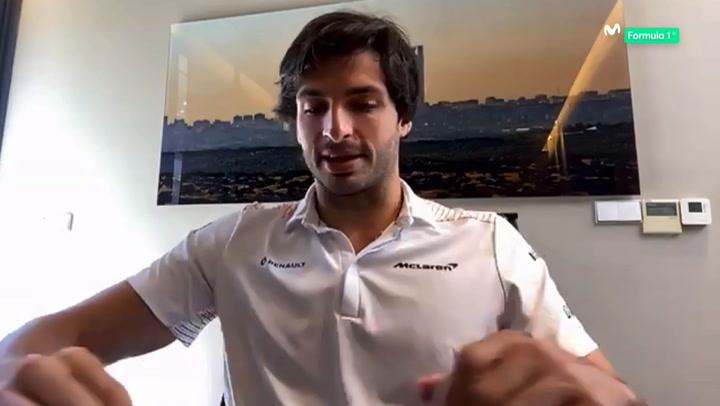 """Sainz: """"La F1 es para los mejores y Fernando Alonso es uno de ellos"""""""