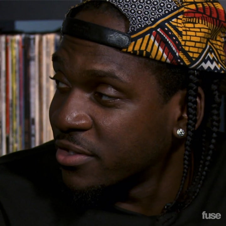 """Pusha T: """"I Made the Hip Hop Album of the Year"""""""