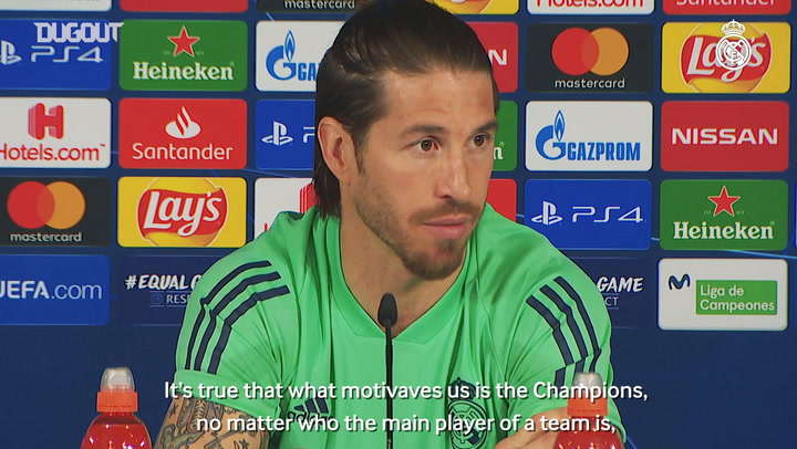 Sergio Ramos: 'The Champions League is special for players and fans alike'