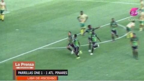 Atlético Pinares elimina al Parrillas One en los penales y clasifica a semifinales de la Liga de Ascenso