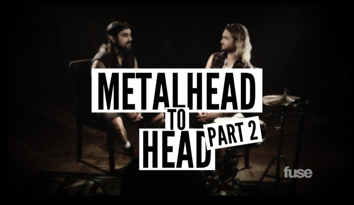 Dream Theater and Winery Dogs' Mike Portnoy and Halestorm's Arejay Hale Part 2