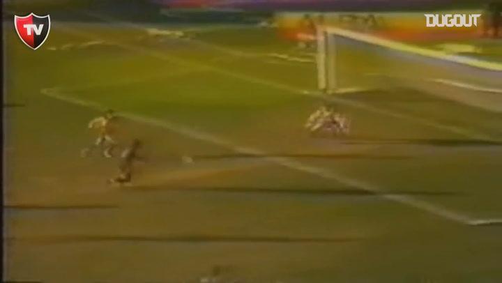 Best Moments of Gabriel Batistuta at Newell's Old Boys