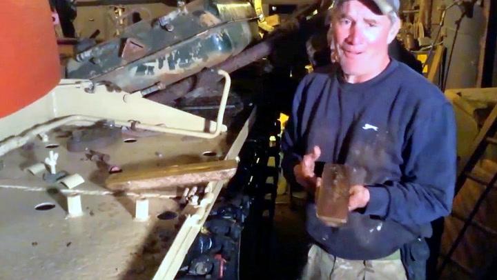 Mekanikere gjorde tidenes gullfunn i veteran-tanks