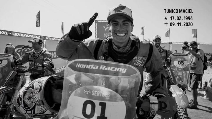 Fallece Tunico Maciel, bicampeón brasileño de rally-raids