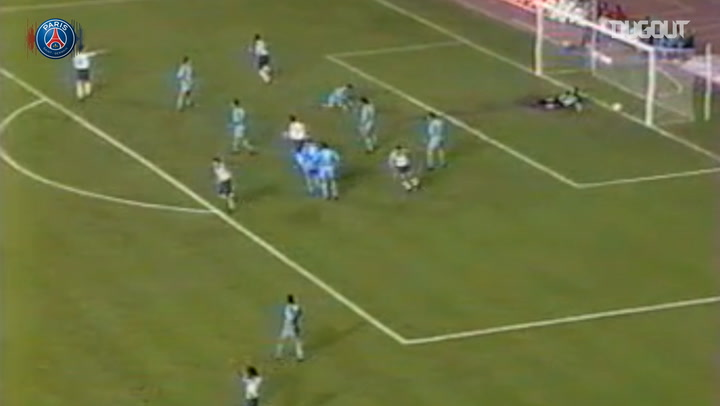 BEST VOLLEYS: GEORGE WEAH VS NAPOLI