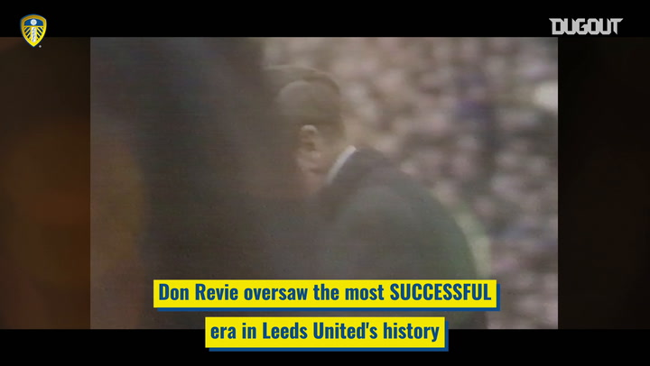 Don Revie's 1970s Golden Era at Leeds United