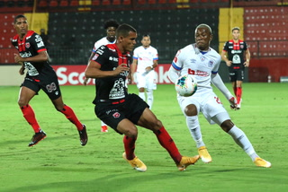 ¡Alajuelense y Olimpia no encuentran la vía del gol en las semifinales de Liga Concacaf!