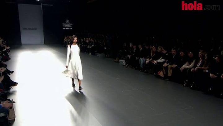 Fashion Week Madrid otoño-invierno 2014-2015: Ángel Schlesser