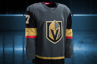 Golden Knights logo proves popular at No. 4 in NHL merchandise