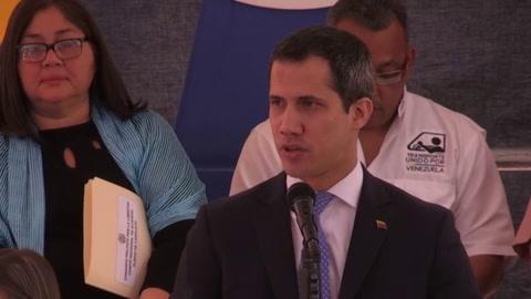 Acuerdo entre Maduro y Guaidó para buscar recursos contra el coronavirus