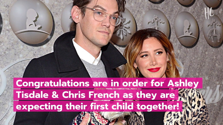 Ashley Tisdale Pregnant With First Child