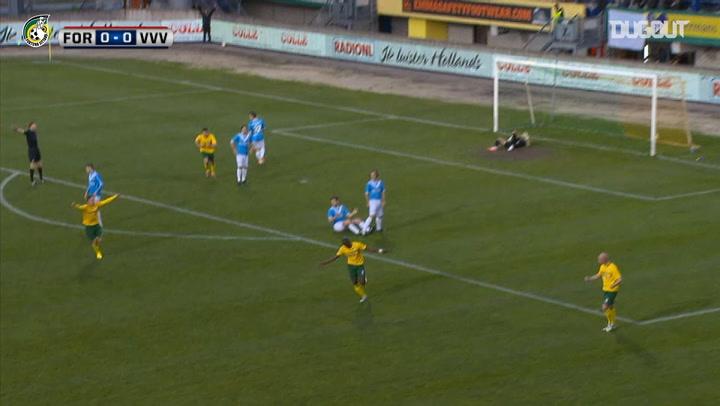 Patrick N'Koyi's double seals win over VVV-Venlo