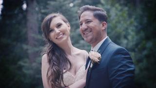 Yvonne + Carlos | Twin Peaks, California | Arrowhead Pine Rose Cabins