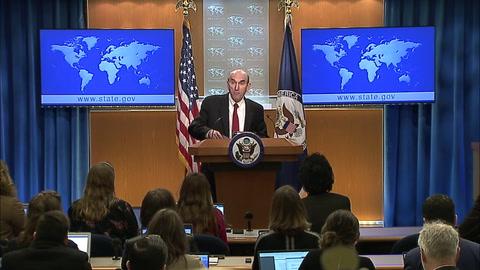 EEUU sanciona a filial petrolera rusa por comercio con Venezuela