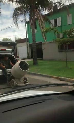 Ahorrando el flete: Postales del tránsito paranaense