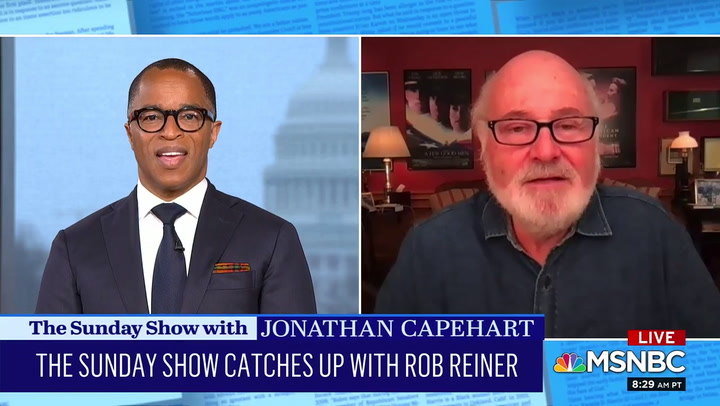 Rob Reiner: GOP Is 'The Party of White Nationalism,' Only Strategy Is 'Stop People of Color from Voting'